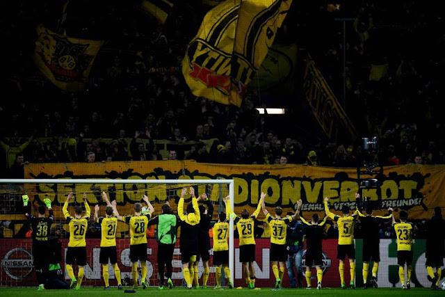 Tuchel Tak Mau Dortmund Lawan Sesama Jerman di Perempatfinal
