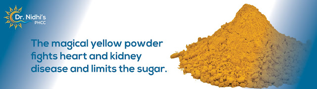 How turmeric fights heart and kidney disease