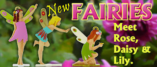 New Fairy Moulds in September 2018 by Prince August