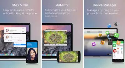 Cara Mudah Transfer File Foto Video Dari Android Ke Komputer Tanpa Kabel Dengan Airdroid