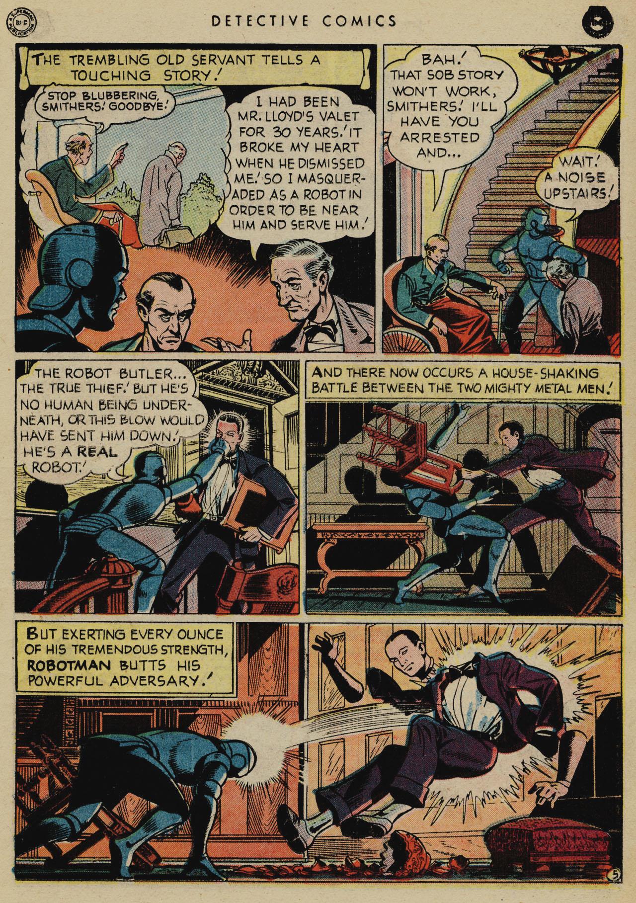 Detective Comics (1937) 142 Page 28