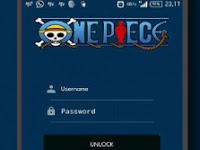 BBM MOD One Piece Apk Download Versi Terbaru V3.0.0.18