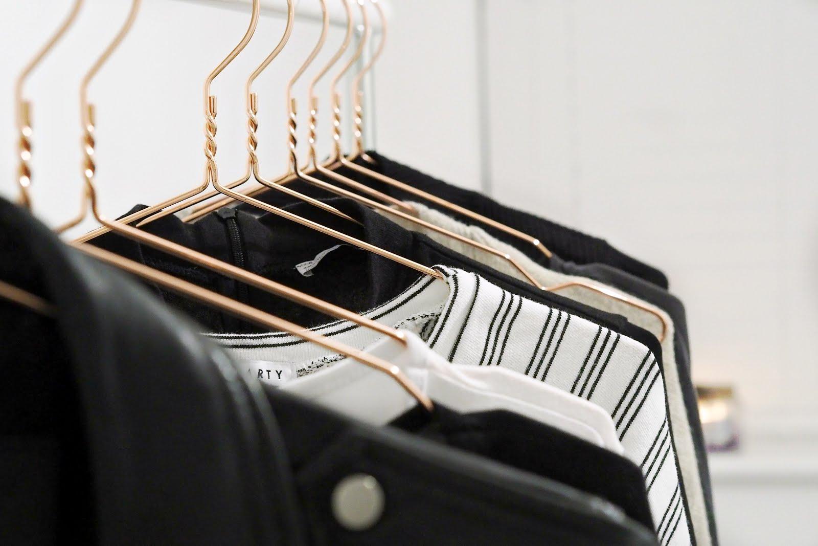 basics for year round capsule wardrobe, copper garden