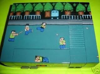 Consola de video juego personalizada.