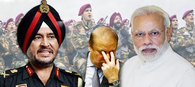 """ब्रेकिंग : सेना के DGMO ने कहा, """"न गोली गिनेंगे न लाशें, पूरी छूट है, और उसका फायदा उठाएंगे"""" Indian Army DGMO"""