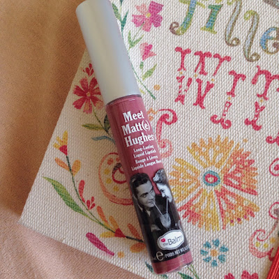 The Balm Liquid Lipstick Matt(e) Hughes