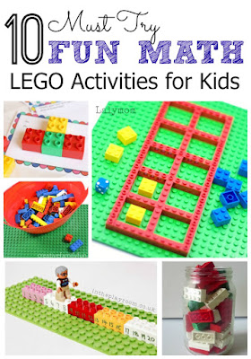 Must Try Lego Math Activities from Kindergarten to 5th Grade