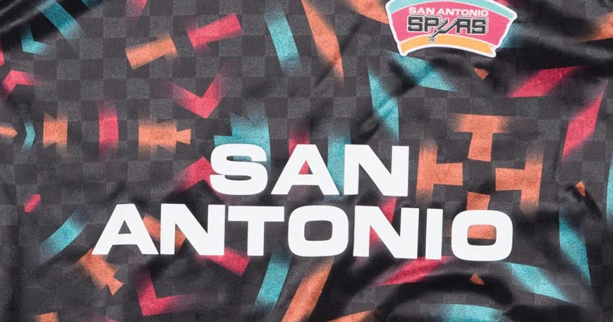 Limited Edition San Antonio Spurs World Cup Jersey