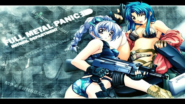 Full Metal Panic BD Subtitle Indonesia