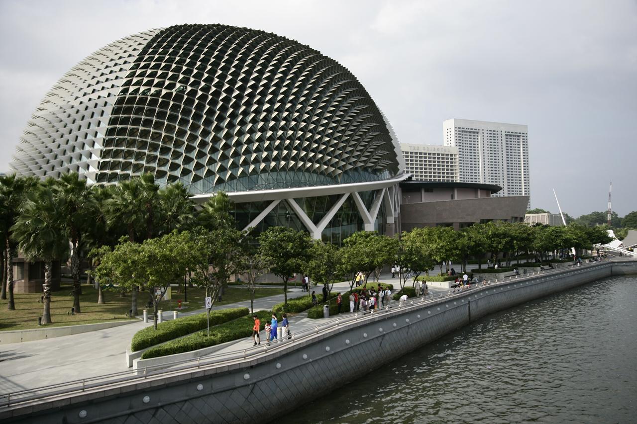 esplanade theatre singapore - photo #1