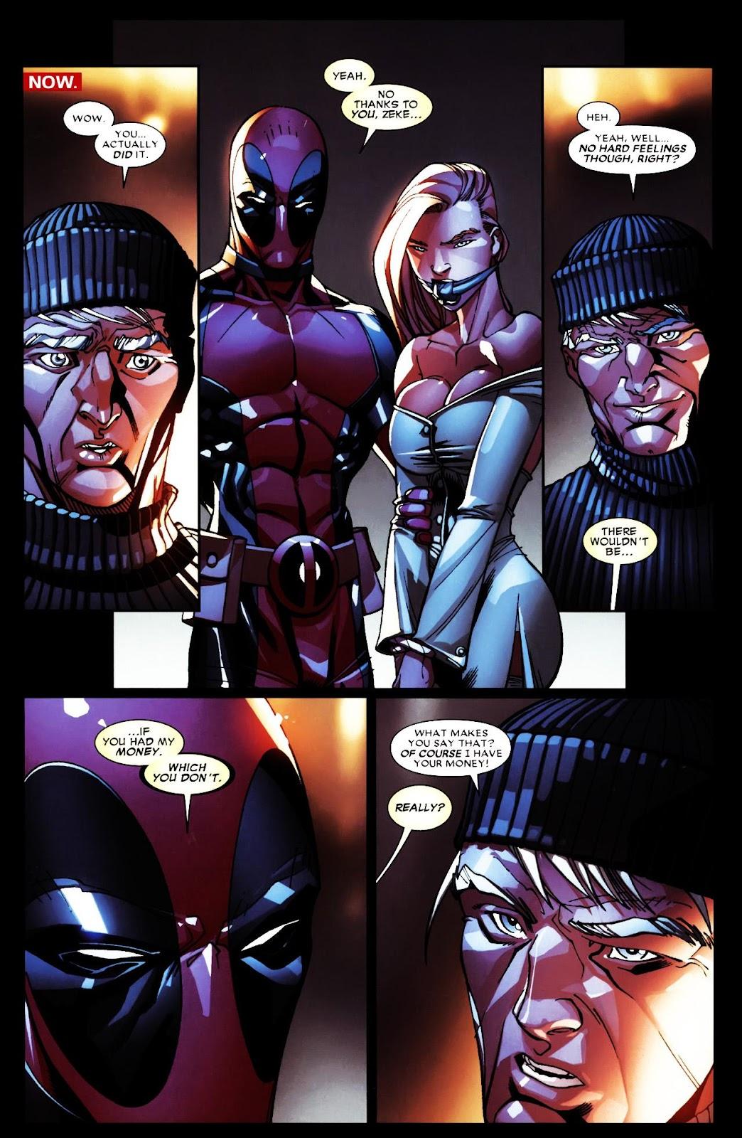 Read online Deadpool (2008) comic -  Issue #5 - 9