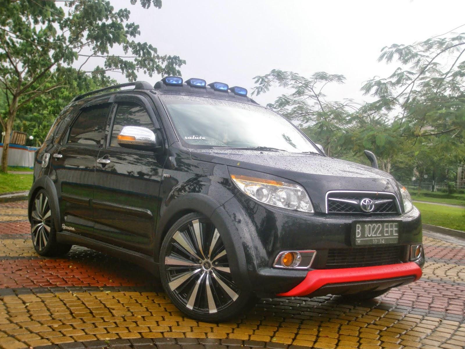 Spesifikasi Harga Kelebihan Kelemahan Mobil Toyota Rush
