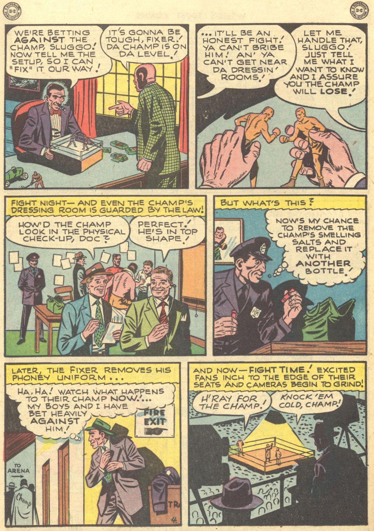 Read online World's Finest Comics comic -  Issue #28 - 19