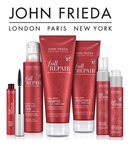 review john frieda full repair shampoo conditioner confessions of a blonde. Black Bedroom Furniture Sets. Home Design Ideas