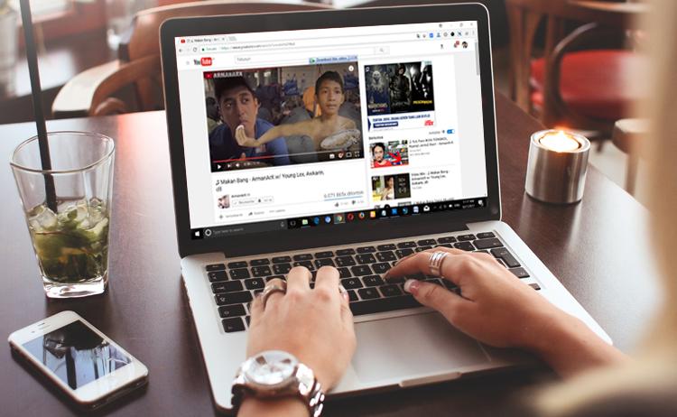 Cara Menampilkan Tombol IDM di Youtube pada Semua Browser