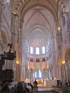 Basilique Ste-Madeleine Vezelay France