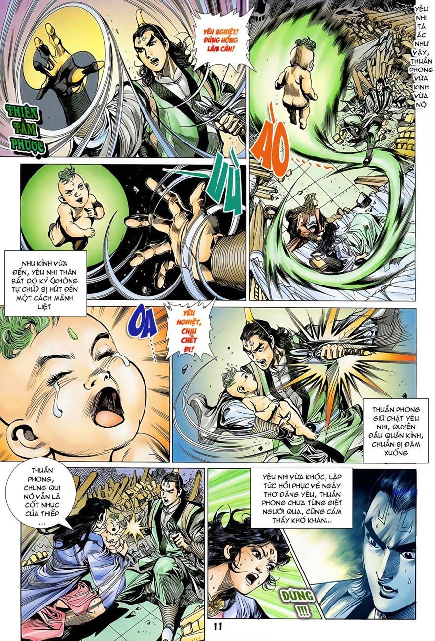 Đại Đường Uy Long chapter 72 trang 19
