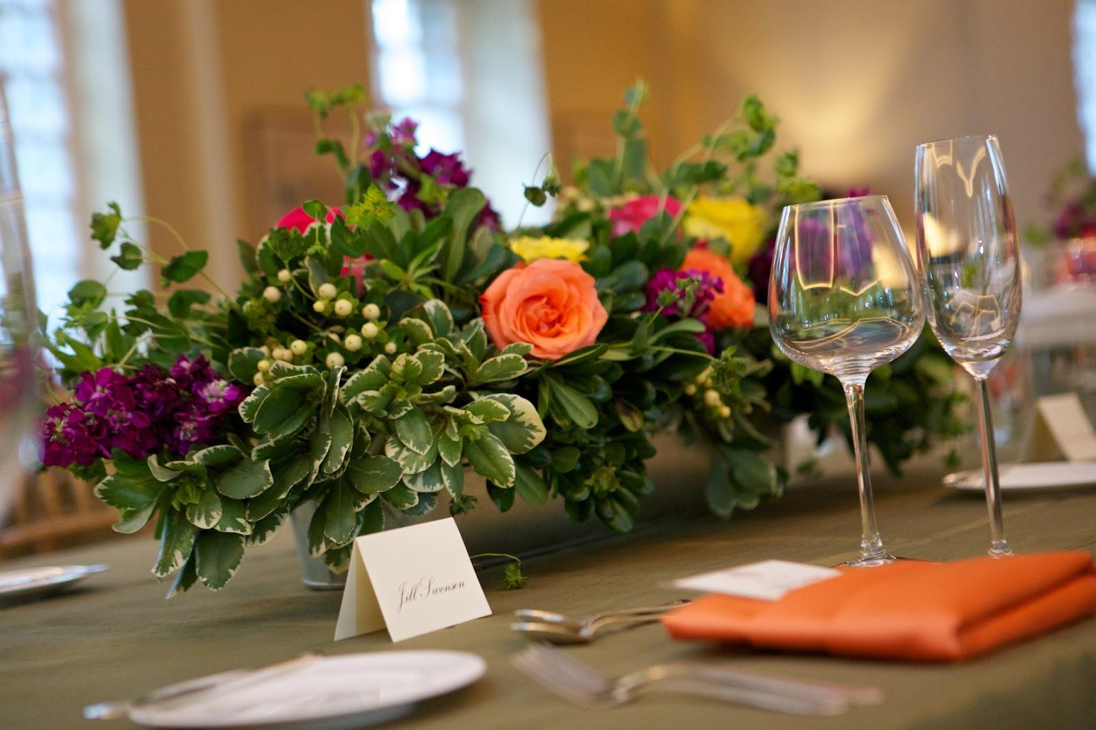 BORN AND BREAD: Wedding Wednesday: Rehearsal Dinner Decor