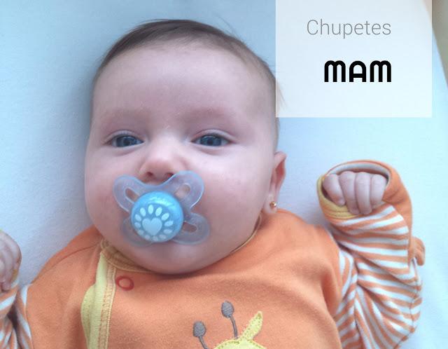 Chupetes MAM