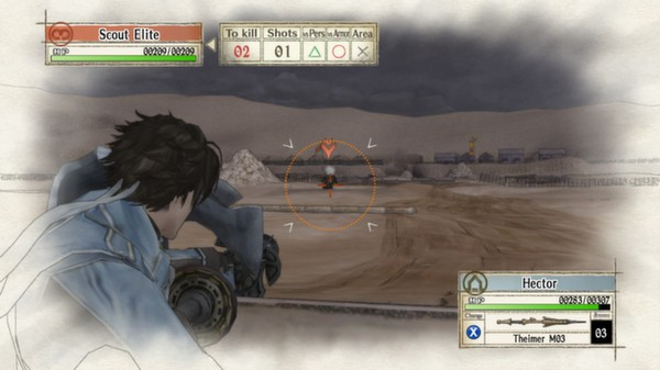 Valkyria Chronicles PC Free Download Screenshot 3