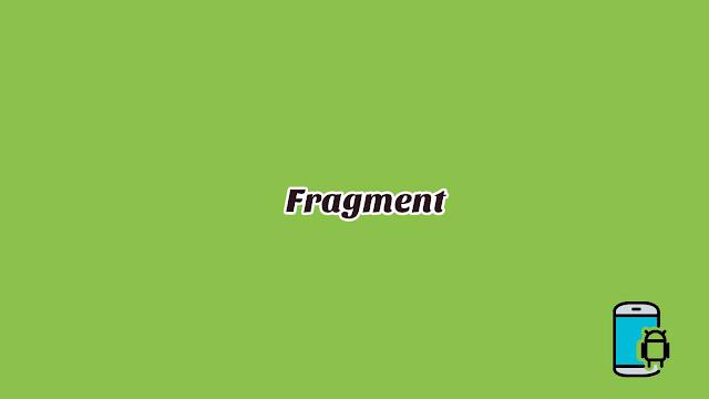Materi 13 - Fragment