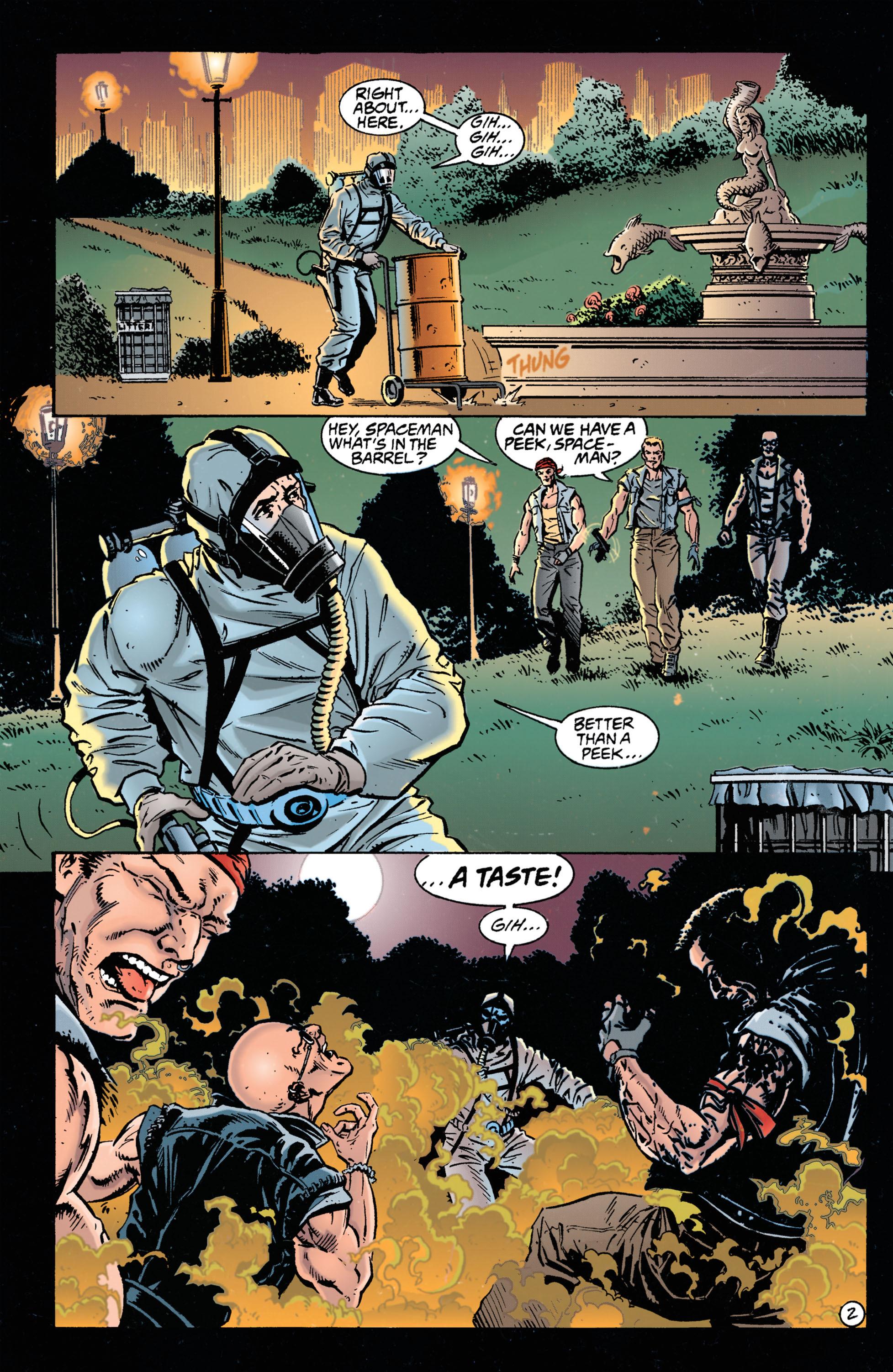 Detective Comics (1937) 693 Page 2