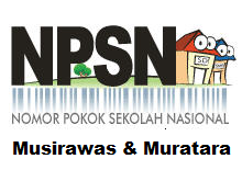 Daftar NPSN Sekolah wilayah Kabupaten Musirawas dan Muratara
