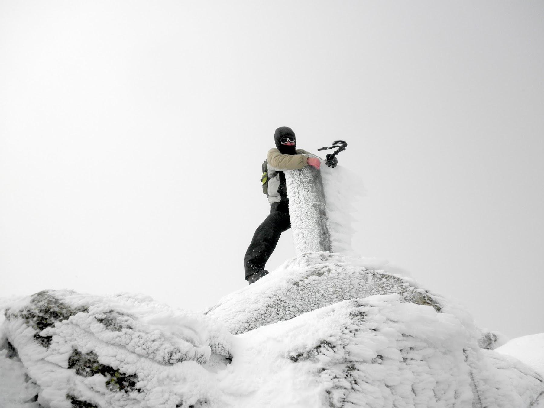La Najarra, iniciacion invernal