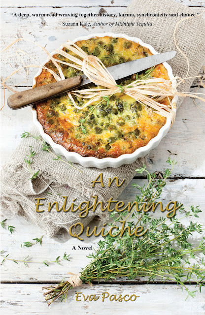 An Enlightening Quiche by Eva Pasco