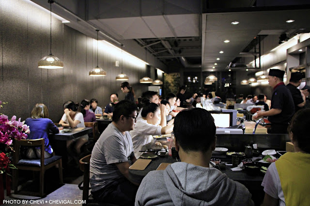 MG 0371 - 台中北屯│錵鑶日本料理台中文心店。台中也能吃得到錵鑶囉!人氣主廚聖凱師現場料理給你看!