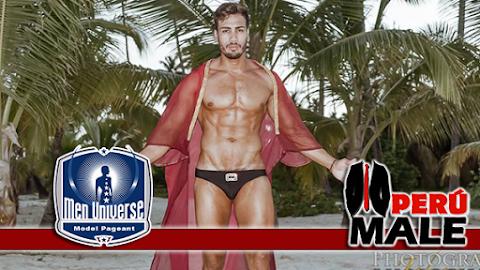 Men Universe Model 2017 | Gerardo Cuya Collection