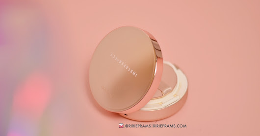 Review Wardah Instaperfect BB Cushion 14 Creme