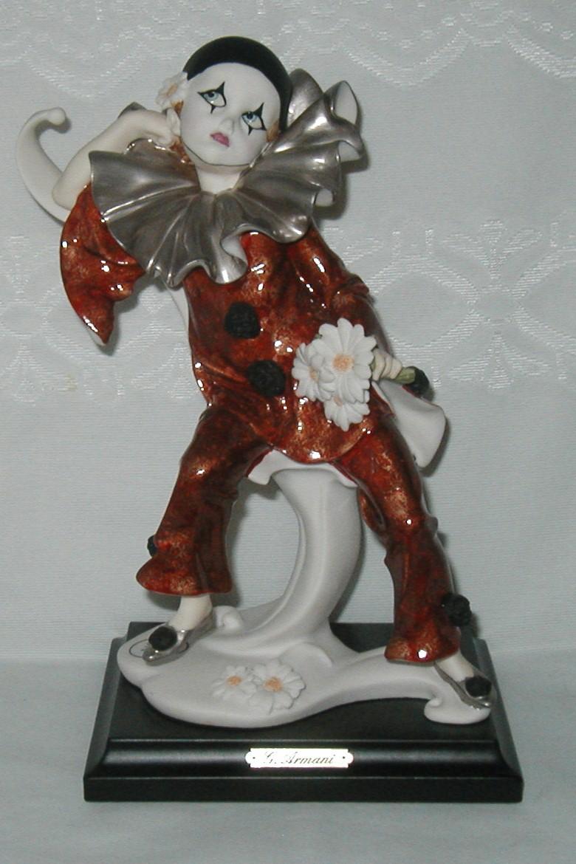 Armani Figurines Collection for Sale: 23 Giuseppe Armani Porcelain Figurines SALE!