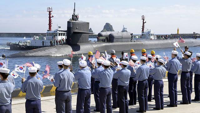 Corea del Sur y EE.UU. reanudarán los ejercicios de infantería de marina