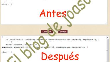 Convertidor de Comentarios html a Simple code