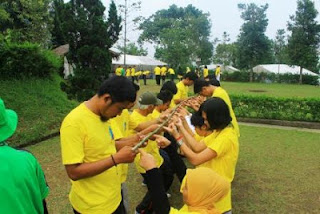 Outbound Managment Training