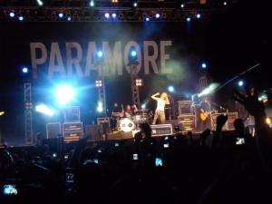 PARAMORE LIVE IN MANILA