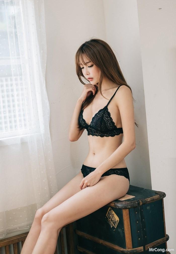 Image Korean-Model-Yoon-Ae-Ji-MrCong.com-007 in post Người đẹp Yoon Ae Ji trong bộ ảnh nội y tháng 10/2017 (262 ảnh)