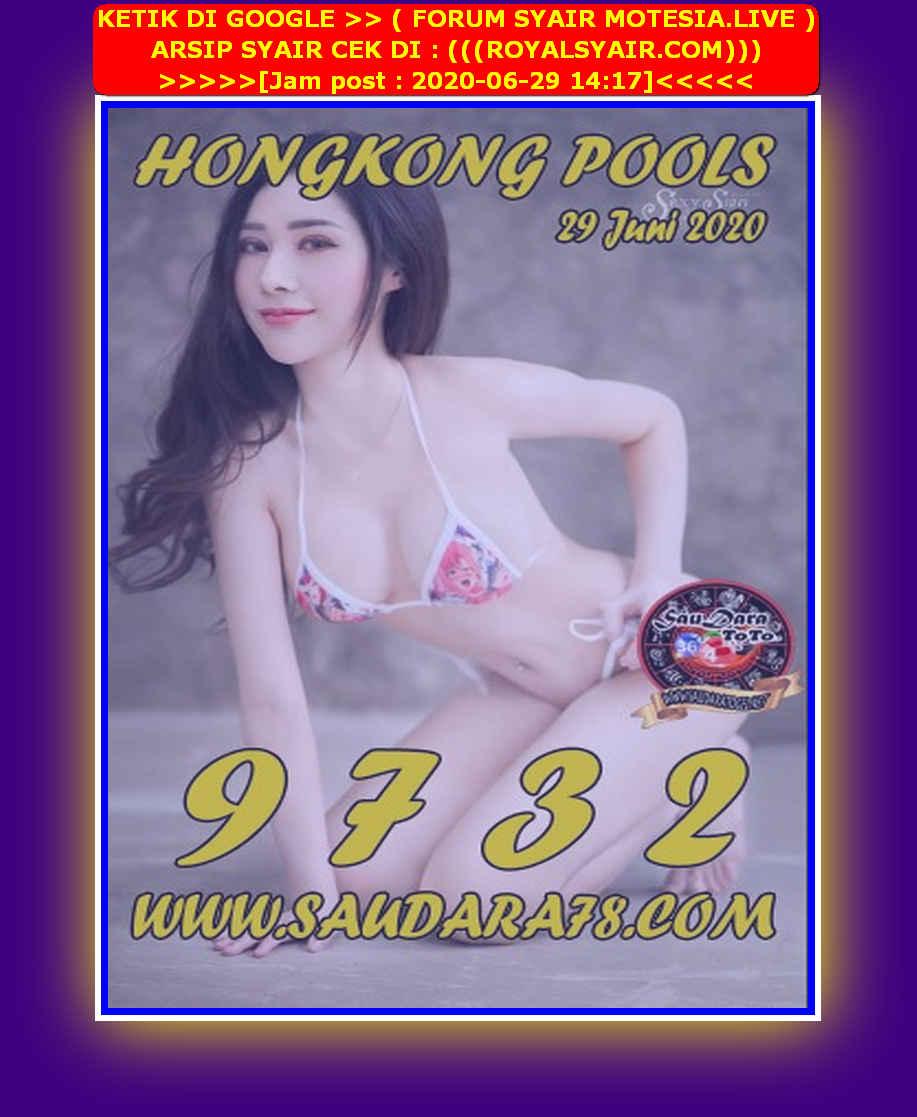 Kode syair Hongkong Senin 29 Juni 2020 163