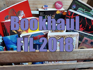 BOOKHAUL FIL 2018