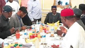 Picks 6 PDP Governors to visit Buhari in London for  Lunch [See Names]