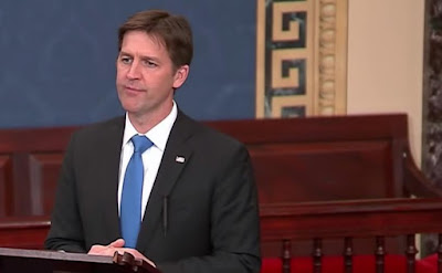 Ben Sasse challenges Dems to oppose infanticide of born-alive babies in Senate vote