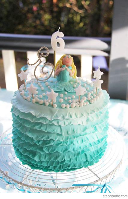 Bondville Eden S 6th Birthday Mermaid Party