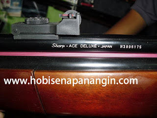 harga ace sharp deluxe japan