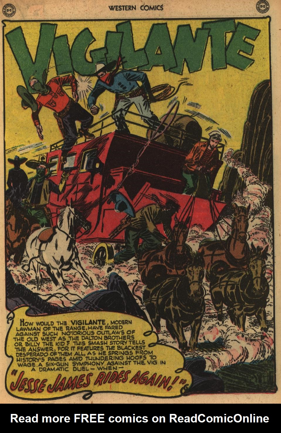 Western Comics issue 1 - Page 23