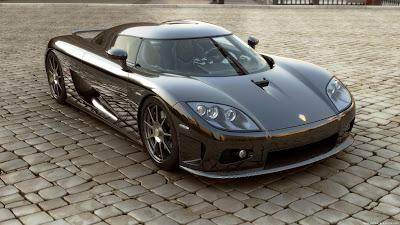 Koenigsegg CCX Mobil Sport Desain Menarik