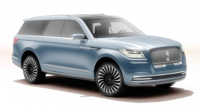 2018 Lincoln Navigator Redesign, Release Date