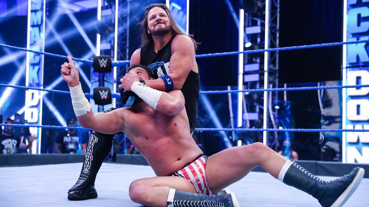 Drew Gulak homenageou amigo falecido recentemente no SmackDown