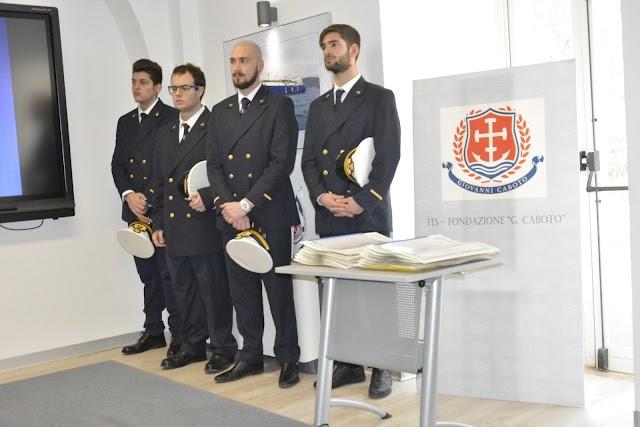 """I.T.S. """"Fondazione G. Caboto"""" supera i 100 diplomati"""