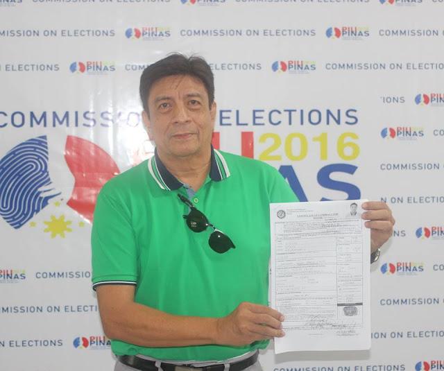 Siclot, Steve NUP Bogo City Election